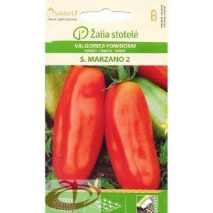 s. marzano 2 Jau įpusėjo pomidorų sėjimo, pikavimo ir augimo reikalai :)