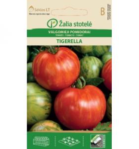 tigerella Jau įpusėjo pomidorų sėjimo, pikavimo ir augimo reikalai :)