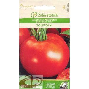 tolstoi h Jau įpusėjo pomidorų sėjimo, pikavimo ir augimo reikalai :)