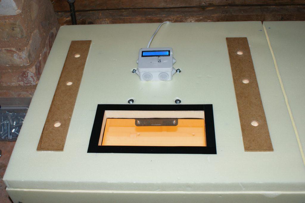 FOTO PAMOKA! Inkubatorius- pasidaryk pats!